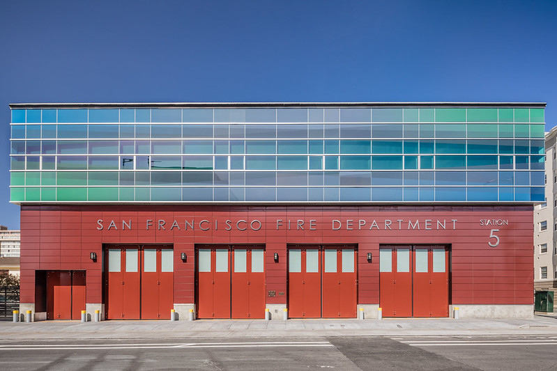 Fire Station No  5 Replacement - Earthquake Safety and
