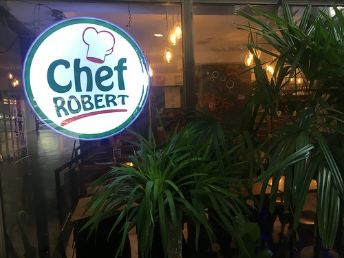 Chef Robert, Greenhills   by beingjellybeans
