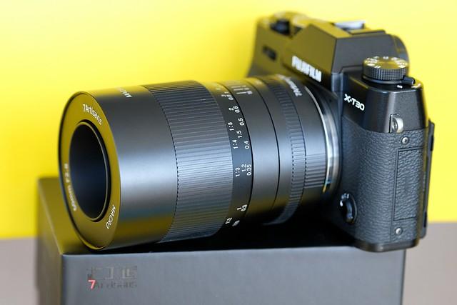 7Artisans 60mm F2.8 1:1 Macro lens