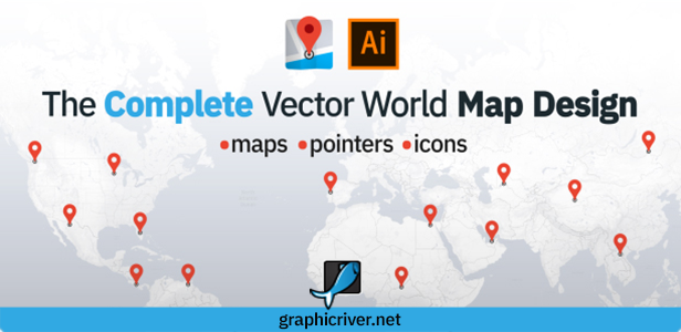 World Map ToolKit for Premiere Pro - 15