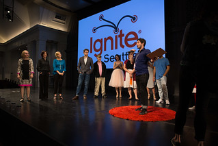 Getting Ready - Ignite Seattle 39