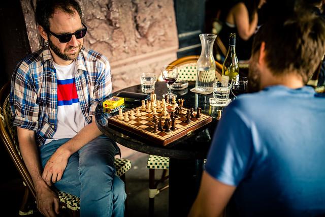 Evening Chess