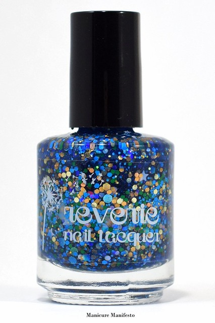 Reverie Nail Lacquer Tide Pools Review