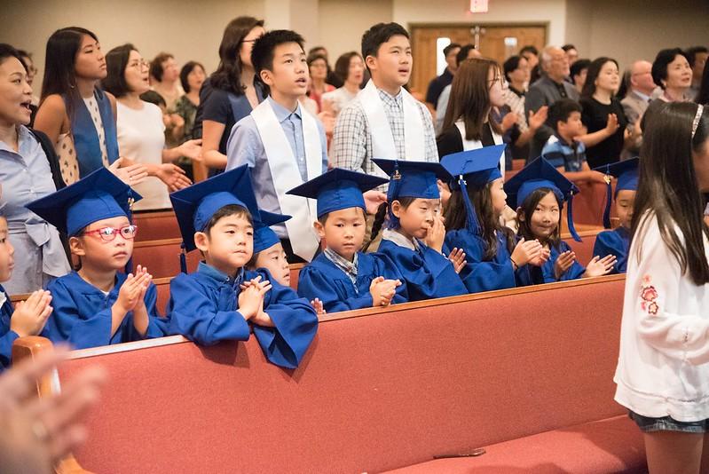 Joint Graduation Service