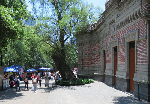 Mexico City - Chapultepec Castle | by francerobert2001