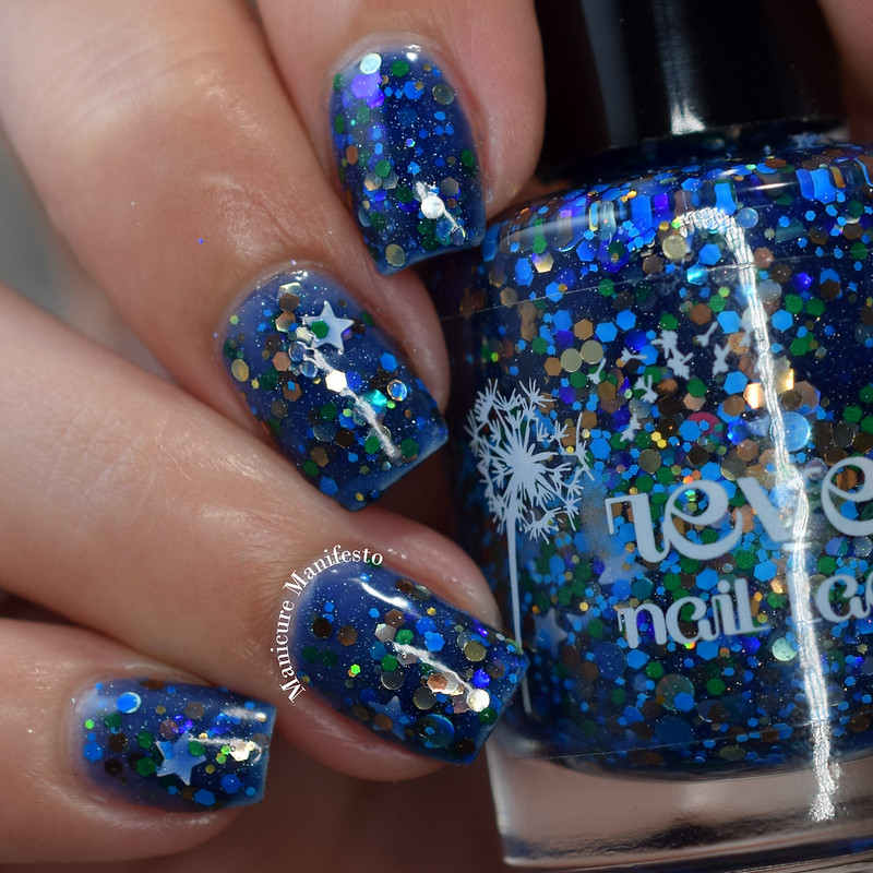 Reverie Nail Lacquer Tide Pools