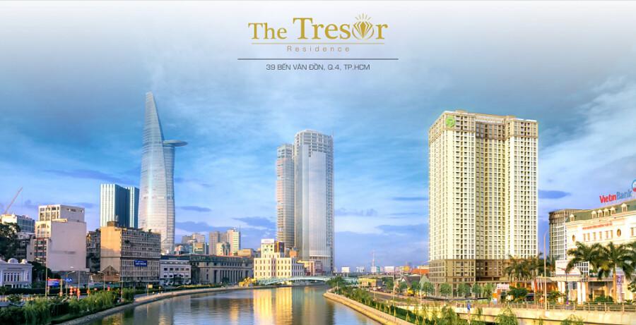 Tổng quan dự án The Tresor Quận 4