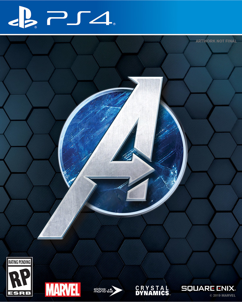 Marvel's Avengers Revealed at Square Enix Live E3 2019 – PlayStation