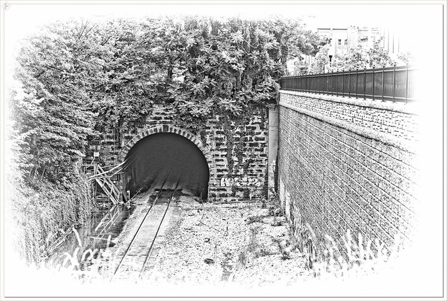 CSX Tunnel at 26th and St Paul Streets