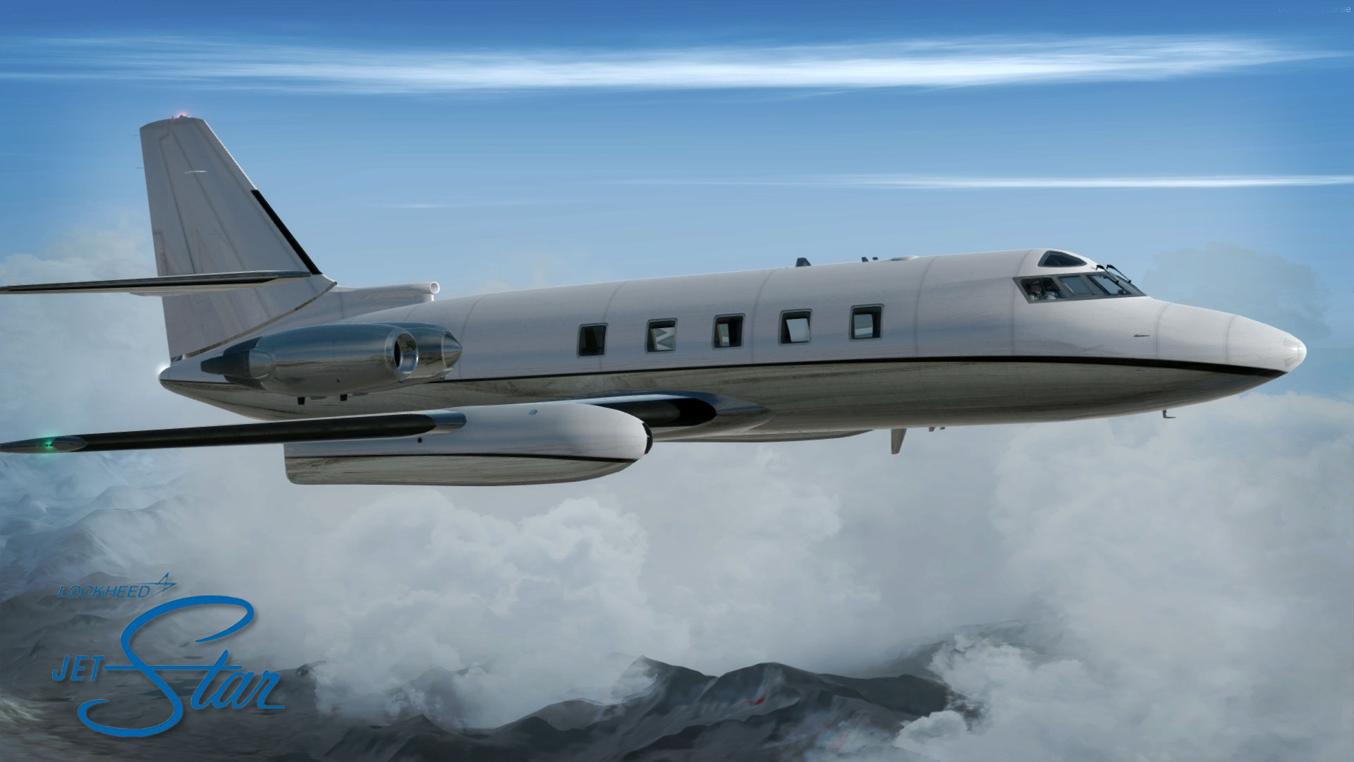 Lockheed Jetstar Project for FSX, P3D and P3D 64-bit - Page 3