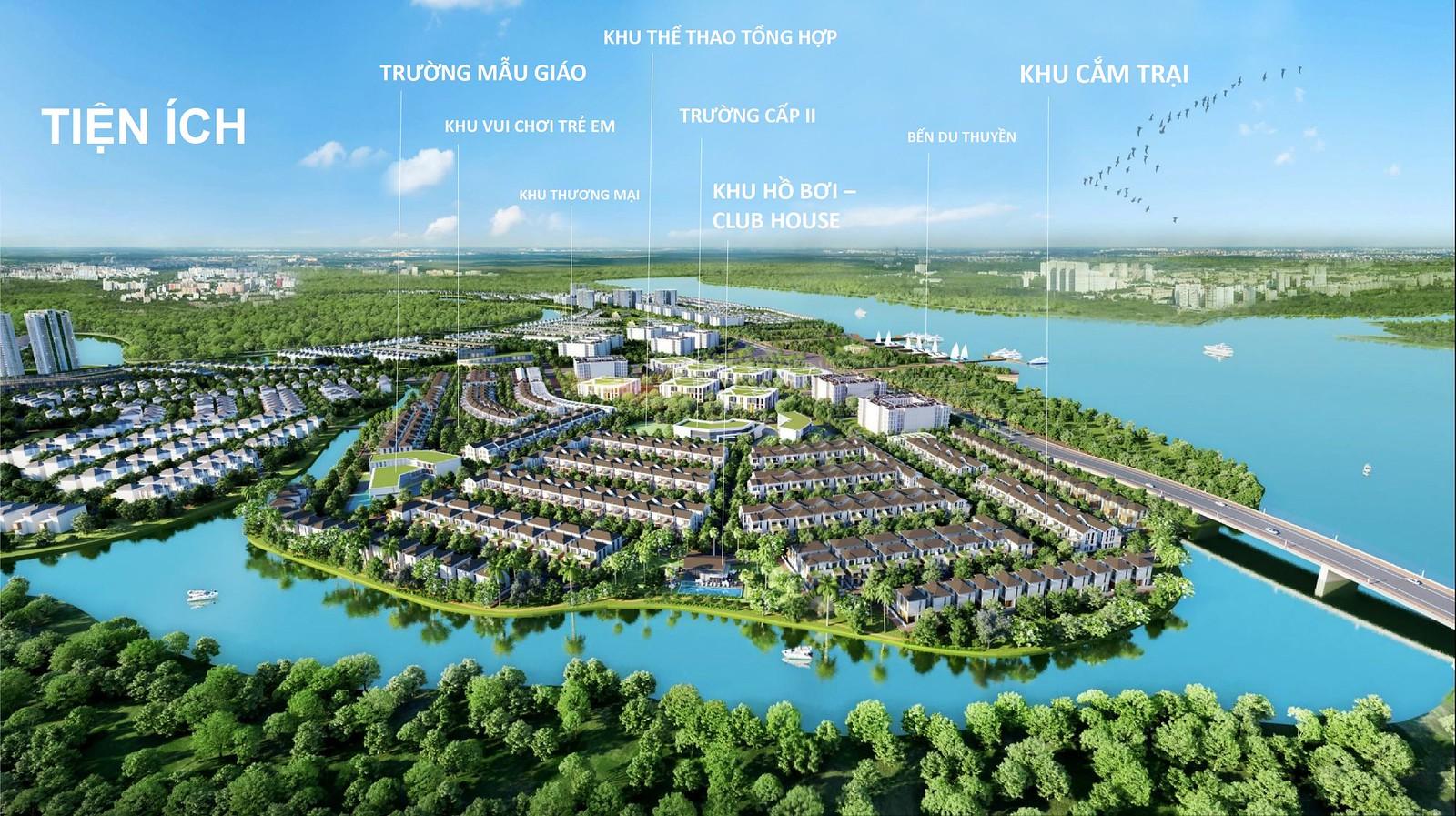 dự án Aqua City Biên Hòa Novaland
