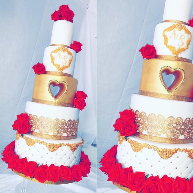 Cake by Yasmin's Bakery