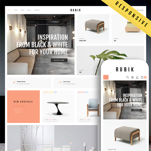 furniture stores Trending 2019 - Multipurpose beautiful hompages