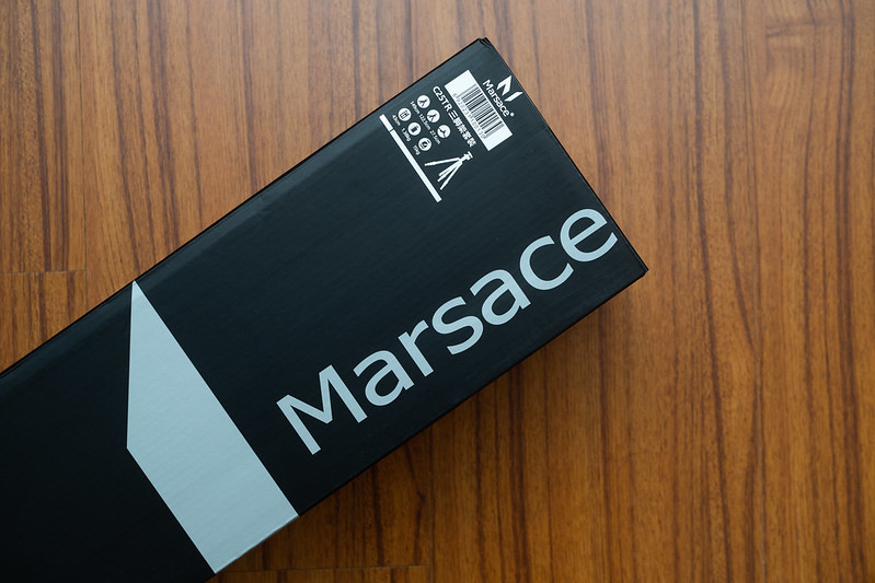 MARSACE C25TR|碳纖維三腳架