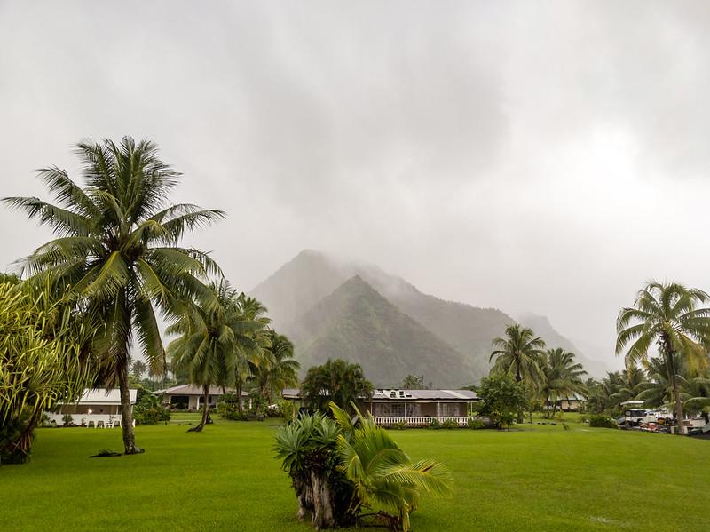 Tahiti, French Polynesia - Teahupo'o
