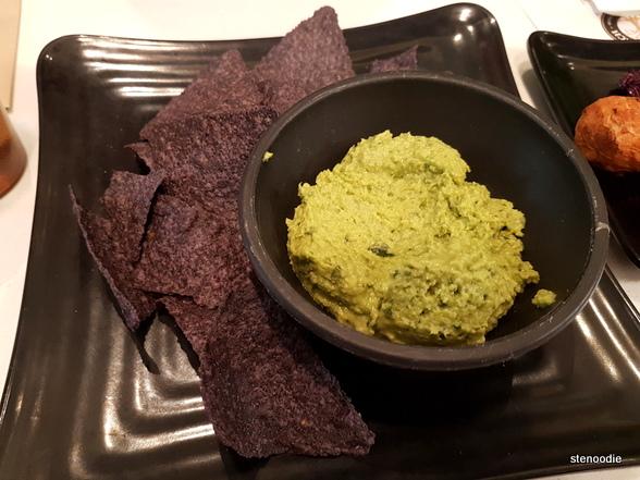 Organic Spinach Hummus