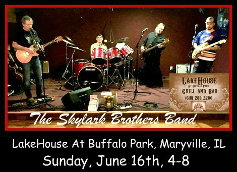 The Skylark Brothers Band 6-16-19