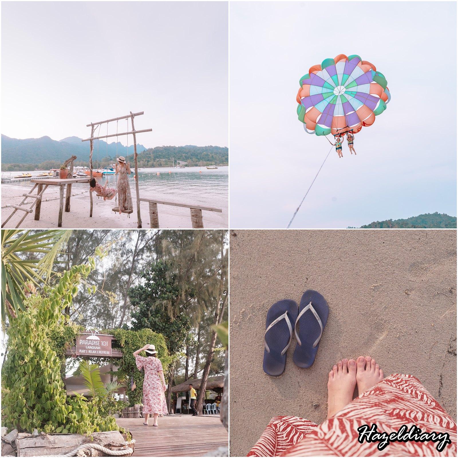Paradise 101 Langkawi-Hazeldiary