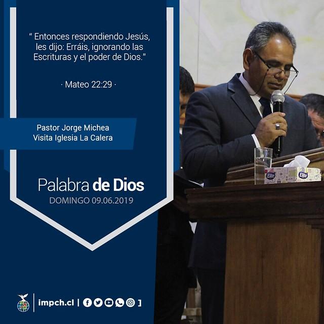 Palabra de Dios | Domingo 09.06.2019