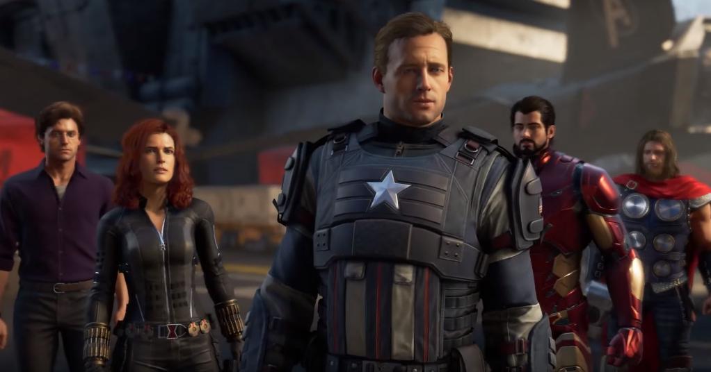 Marvel je Avengers - Avengers shromáždí