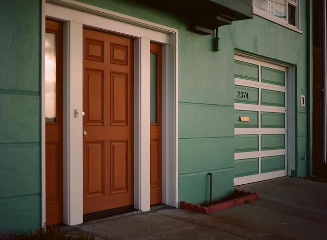 Sunset District, San Francisco, California