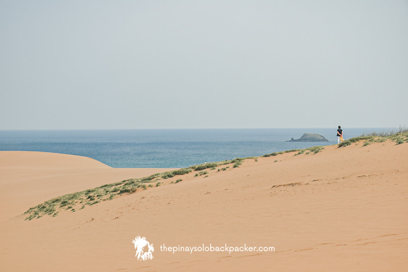 tottori sand dunes TRAVEL GUIDE