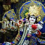 ISKCON Juhu Sringar Deity Darshan on 11th June 2019