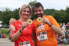 Prague Park Race v Divoké Šárce přitáhl tři stovky běžců