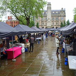 Makers Market in Preston
