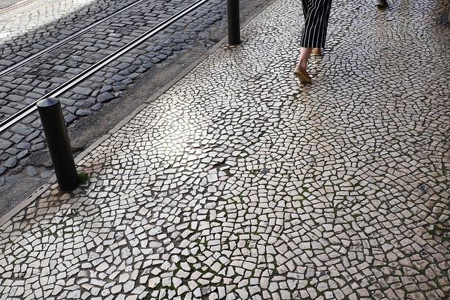 Stony Streets - Lisbon Portugal