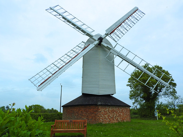Ashdon Windmill, Essex