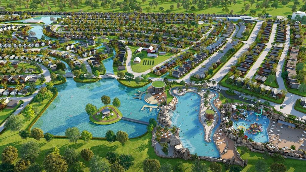 Sơ lược về dự án Novaworld Hồ Tràm.