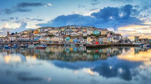brixham devon harbour harbourside harbor landscape landscapes landscapephotography clouds cloud longexposure longexposures longexposurephotography canon england efs1585mmisusm eos eos80d greatbritain uk