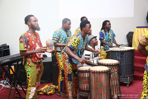 Musical Interlude through a cultural performance