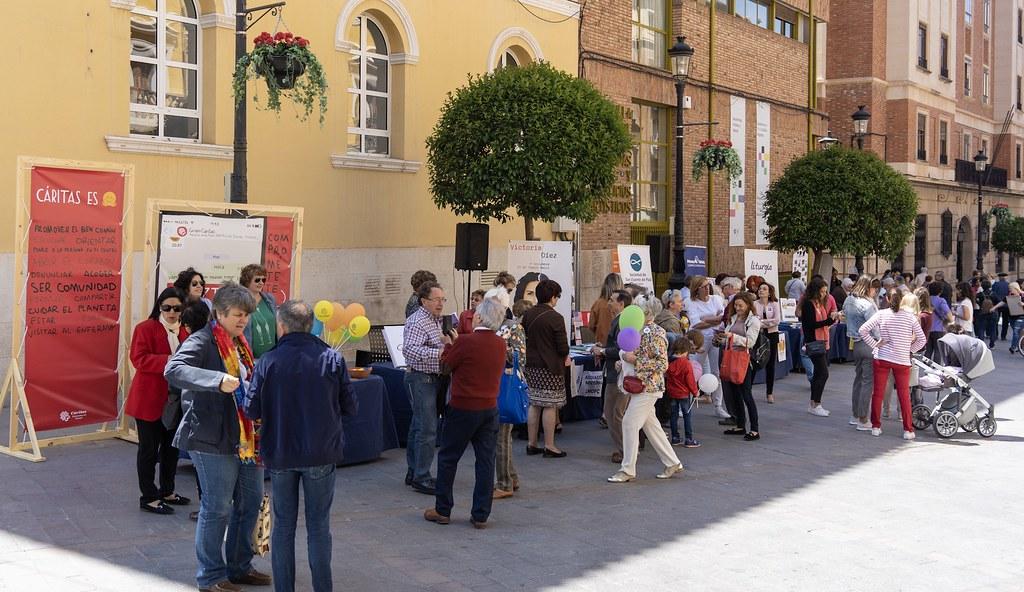 """Encuentro Diocesano Laicos - """"Laicos de Teruel en Salida"""" 08/06/2019"""