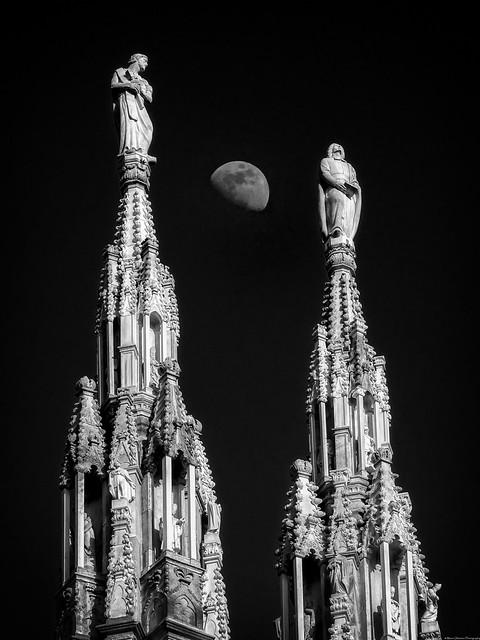 Saints and Moon