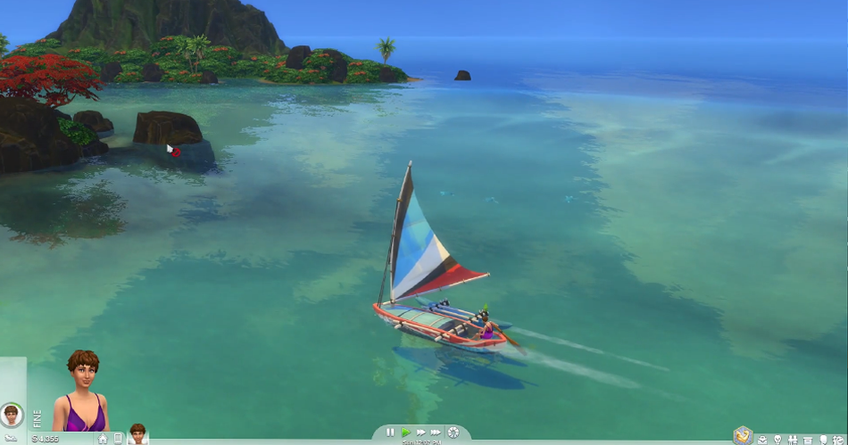 Sims 4 Ilhas Tropicais Gameplay Gamereactor