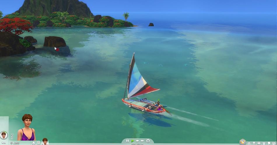 Sims 4 Ilhas Tropicais Gameplay Gamereactor