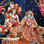 ISKCON Punjabi Bagh Deity Darshan 11 June 2019