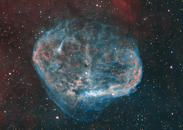 NGC6888 - Crescent Nebula_V1