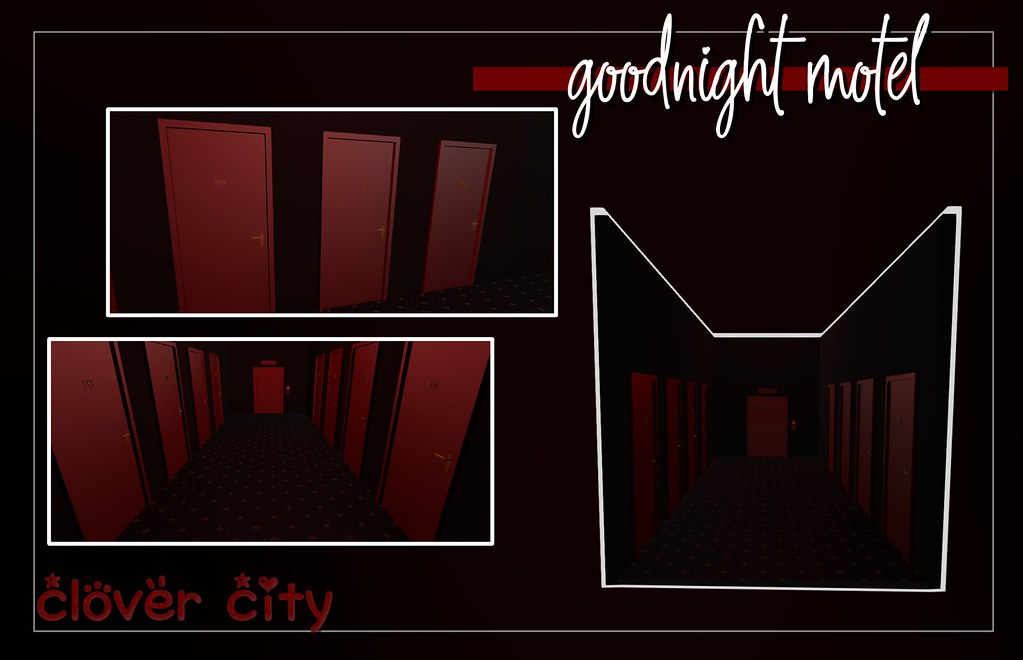 [Clover City] Goodnight motel - TeleportHub.com Live!