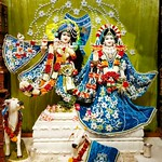 ISKCON Pune Camp Deity Darshan 11 June 2019