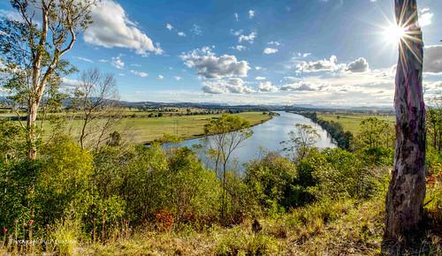 river landscape australia olympus panoramic nsw omd markii taree em5 manningriver scenic hdr bracketing