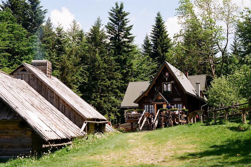Schronisko PTTK na Kudłaczach / Kudłacze mountain hut
