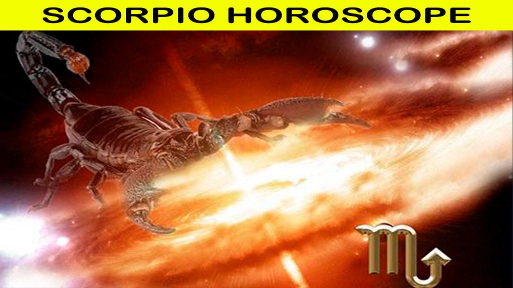 Scorpio Horoscope Today ♏ June 11, 2019 | Scorpio Horoscope … | Flickr
