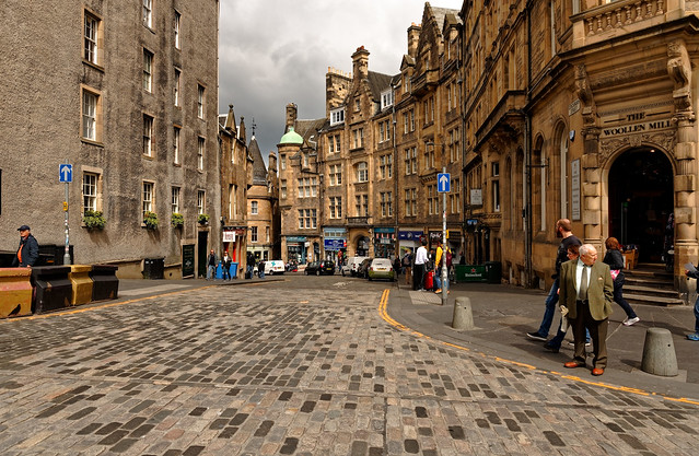 Edinburgh / Coockburn Street