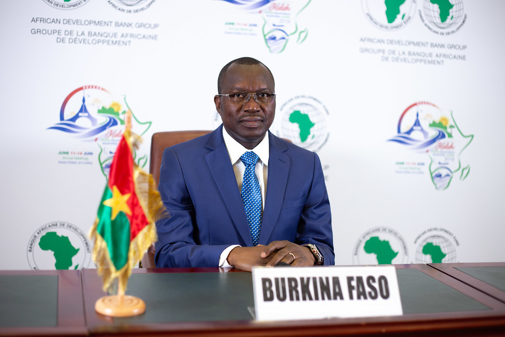 Malabo AfDB Annual Meetings Day 1 - Speech of the Governor for Burkina Faso, Mr. Lassané Kaboré, Minister for Economic Affairs, Finance and Development