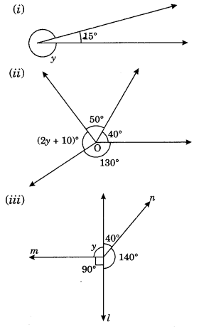 Lines and Angles Class 7 Extra Questions Maths Chapter 5 Q9