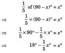 Lines and Angles Class 7 Extra Questions Maths Chapter 5 Q1