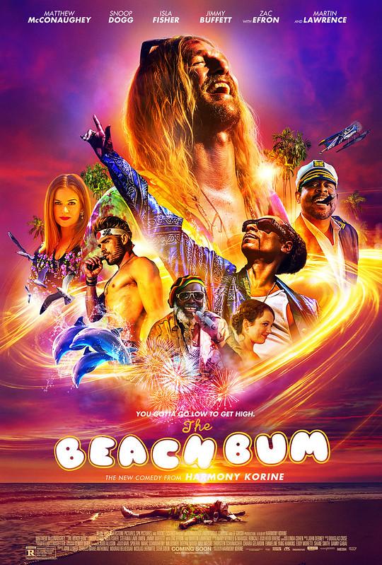The Beach Bum - Poster 1